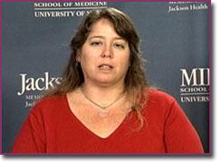 Valerie Brewer, mother of victim