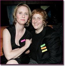 Cynthia Nixon lesbian